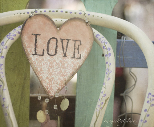 """Love is the enchanted dawn of every heart."" by ImagesByClaire on Flickr."