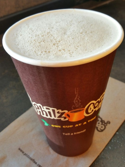 #philzcoffee Glad you're in my 'hood. Thanks for hooking me up with my caffeine fix in Santa Monica. Your Jacob's Wonderbar is still my all-time favorite coffee.