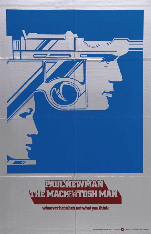 fuckyeahmovieposters:  The Mackintosh Man Submitted by Fuoritempo