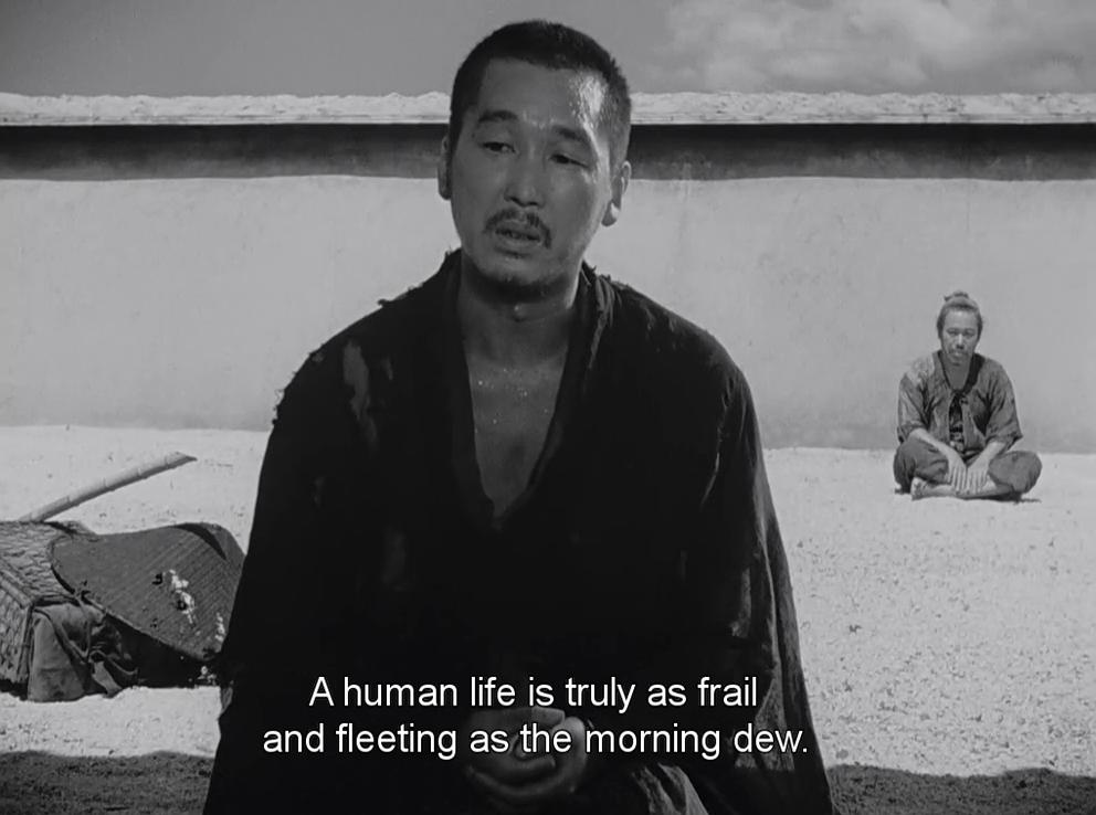 Fresh Movie Quotes Rashomon 1950