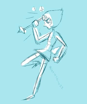pearl sktch