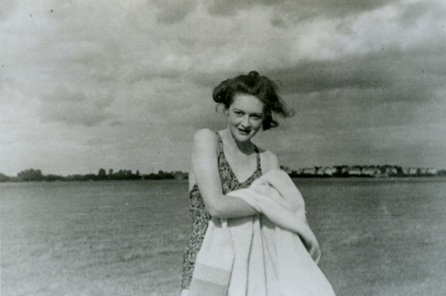 "collectivehistory:  ""Pam"" ca. 1944 This ordinary looking snapshot was taken and planted as part of a complex WWII intelligence plan known as Operation Mincemeat. The intention was that this photograph would make other documents secreted with it seem more authentic. These documents, passed on to German agents after they were found on a body washed up on the coast of Spain (planted by British intelligence) suggested that the Allies were not planning an invasion of southern Europe via Sicily. This led to a weakening of German defense of Sicily which assisted the eventual Allied attack. (The National Archives UK)"