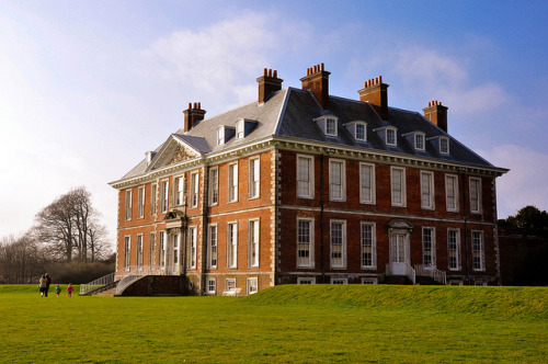 Uppark House by davetographer on Flickr.