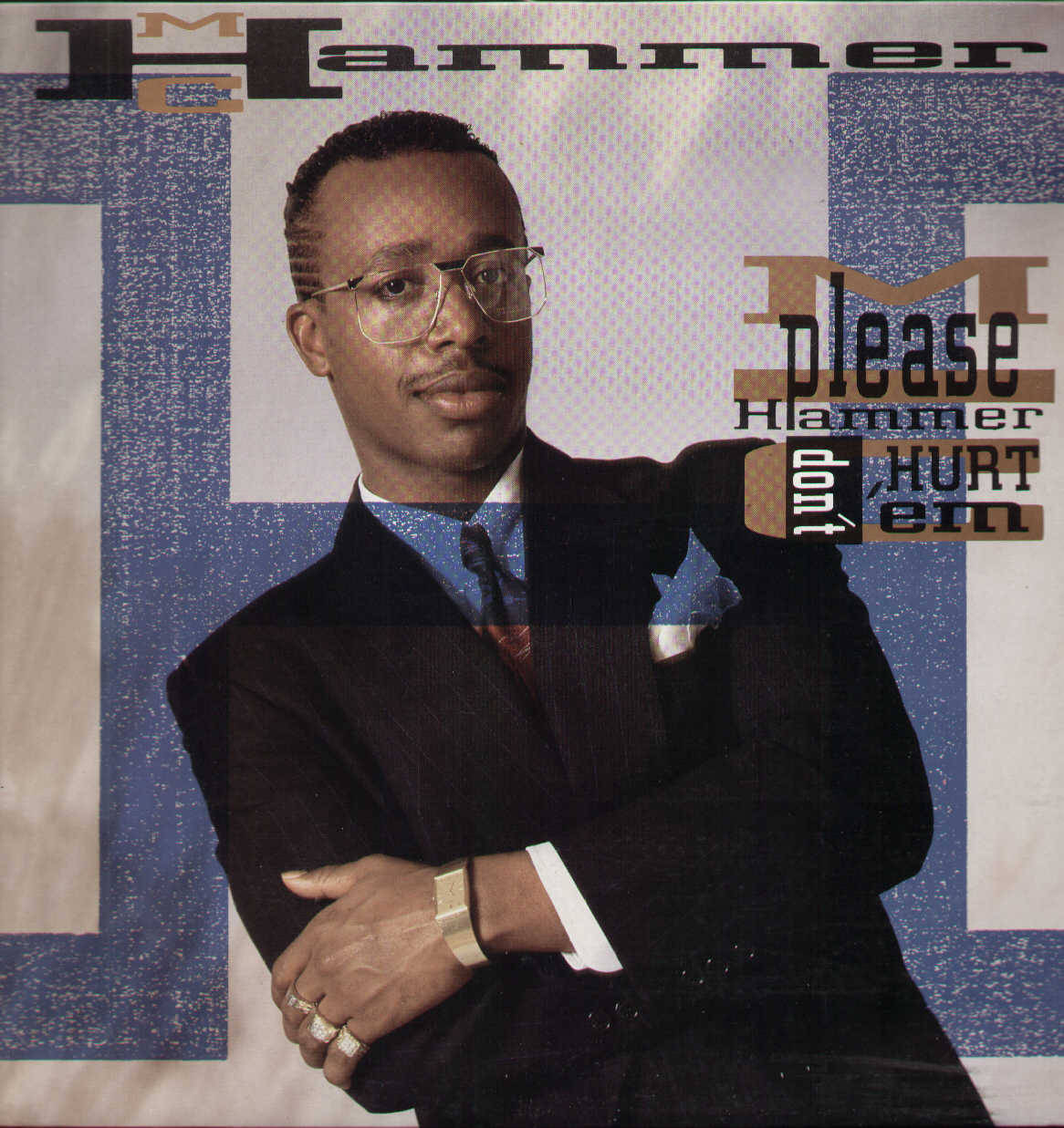 BACK IN THE DAY |2/12/90| MC Hammer released his third album, Please Hammer, Don't Hurt 'Em, on Capitol Records.