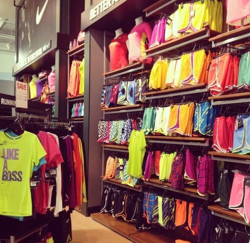 O how i'd love a colorful closet full of this!!!!!!!!!