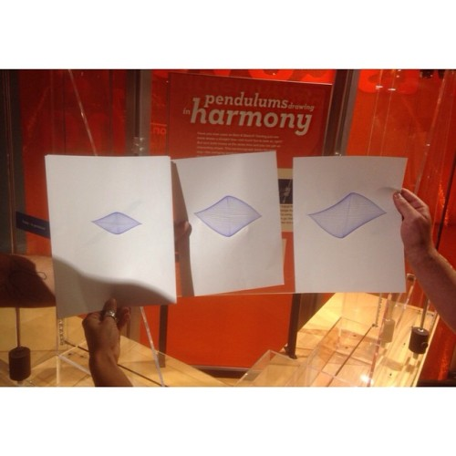last night's drawings! #harmony #yall