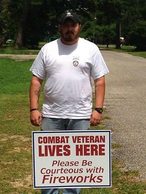 lovelyardie:  itsramez:  please be courteous this 4th. of July if you have a veteran in your neighborhood  actually signal boost this please