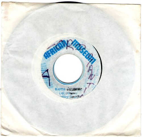 Rasta Business / Gregory Isaacs / JA issue
