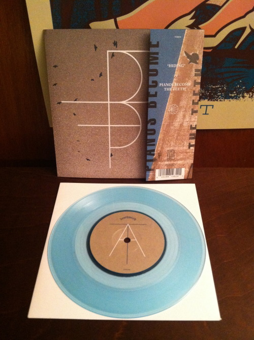ameliajunex:  Pianos Become The Teeth / Touche Amore - Split