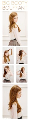 christinacreative:  More hairstyles!