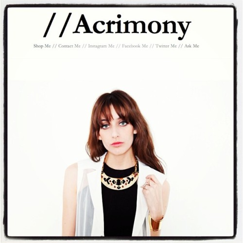 Check out these cool #ModernTribe necklace & cuff + lots more at #Acrimony @_jenny_c