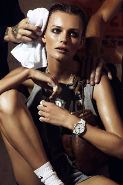 edita vilkeviciute vogue paris april 2012