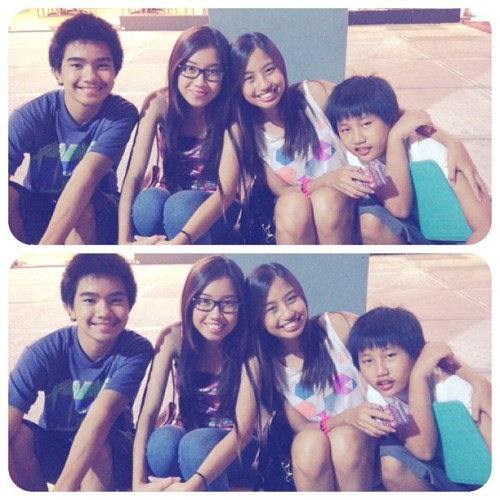 The nog nog kids (at Bonifacio High Street)