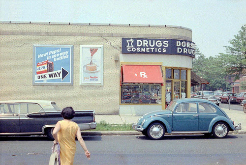 Queens, New York, 1960's