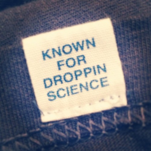 thesureshot:  Manifest… always known for droppin science. Always check your sleeve label. It's in the details people. #manifest #manifestworldwide #oldschoolhiphop #goldenagehiphop #sleevelabel #details #knownfordroppinscience #beastieboys #rootdown #illcommunication #thatgoodstuff  yes!