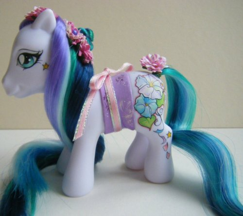 OOAK Custom MLP My Little Pony Maru by ~eponyart
