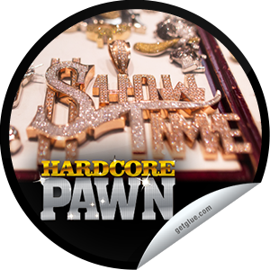 I just unlocked the Hardcore Pawn: Watch Your Back sticker on GetGlue                      894 others have also unlocked the Hardcore Pawn: Watch Your Back sticker on GetGlue.com                  When Les allows a $60,000 watch to walk out the door on a handshake agreement, Seth and Ashley flip out.  Will Les' old school rule pay off – or leave the family in the lurch?   Share this one proudly. It's from our friends at truTV.