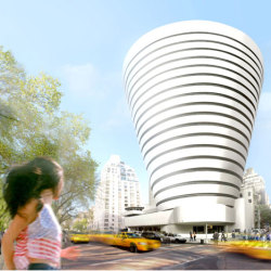 Mad Proposal Would Triple Height Of Frank Lloyd Wright's Guggenheim Museum