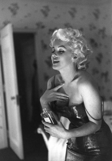 No. 5 Culture Chanel | Marilyn Monroe, 1955