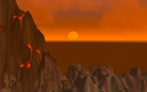 Burning Steppes, Eastern Kingdoms, 2012