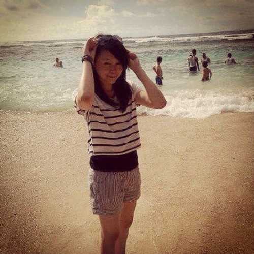 at bule point beach #me #myself #beach #seas #waves #stripes #fashion #sunnies #loves #sands #holiday #vacation #trip #fashionstagram #holidaygram #ig #igram #instaaahh #instagood #instabest #instamood #instadaily #instaholiday #like4like #likeforlike #follow4follow #followforfollow