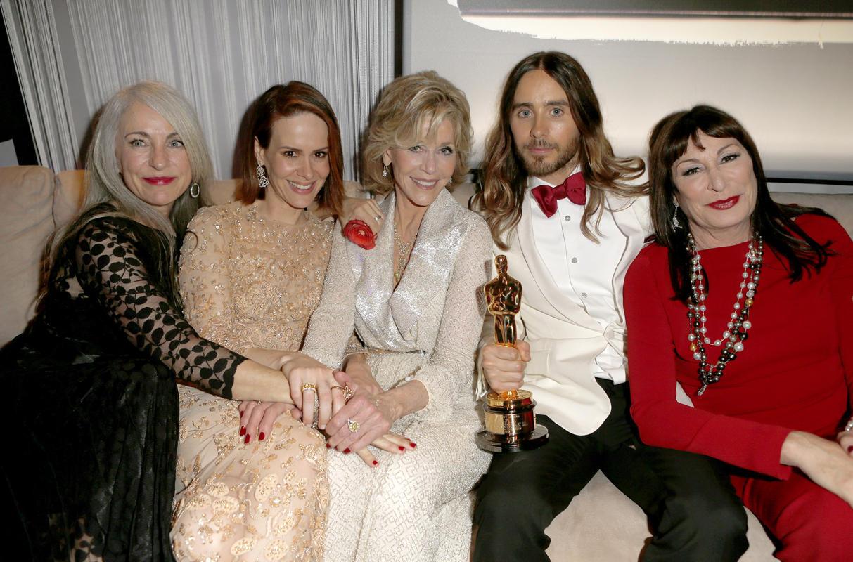 Jared Leto- @Ceremonie des Oscars 2014 - Page 2 Tumblr_n1v4micB0b1r7u257o1_1280