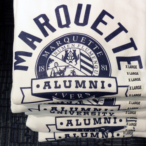 Welcome new Marquette University alumni!