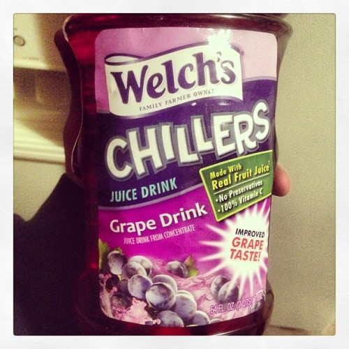 @davechappelle what the fuck is juice?! #GrapeDRINK