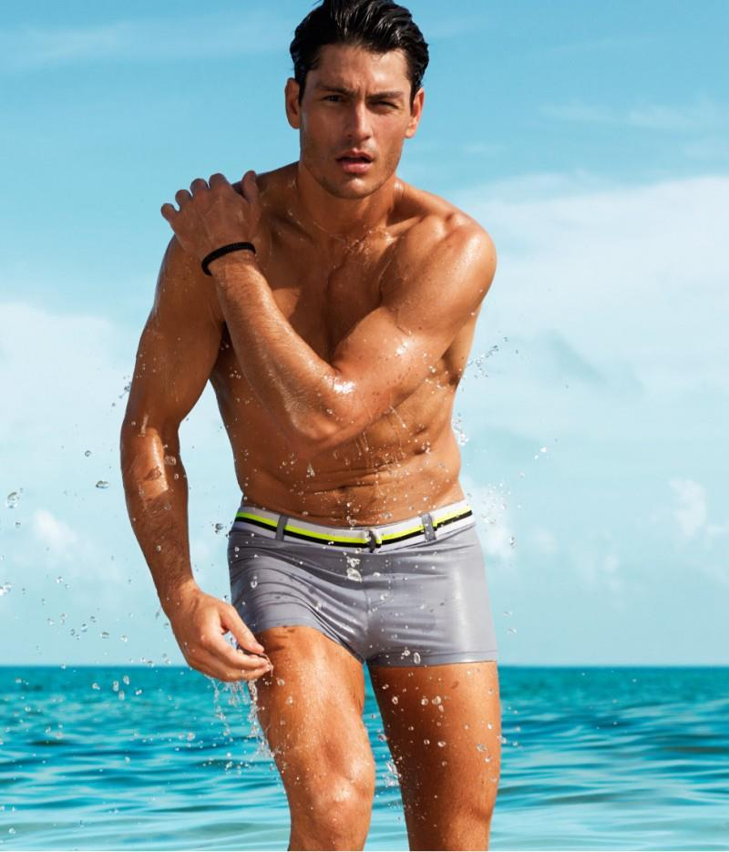 mensfashionworld:  H&M Beachwear