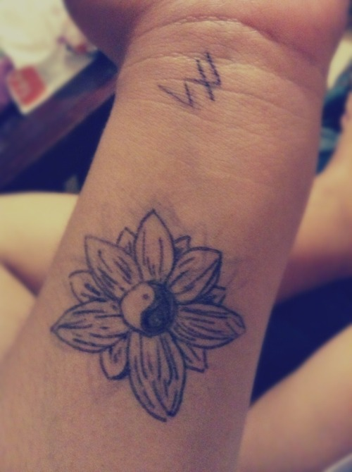 What I plan on getting as a tattoo!
