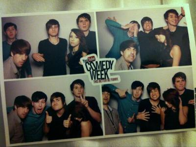 fulltimeinternetloser:  Phil is my favourite in these omg