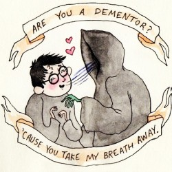 Lol. #harrypotter #hp #pickuplines