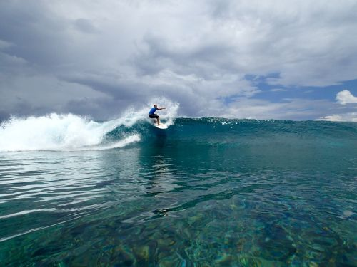 surf-fear:  Maldives