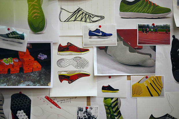 nielscraens:  OUR INSPIRATION: Nike Flyknit