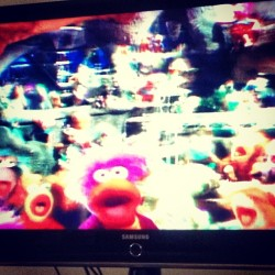 Now the party is getting serious #fragglerock #jimhenson #childhood #instamood