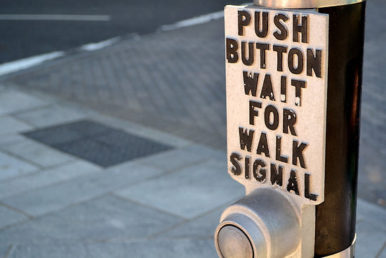 funnyordie:  10 Buttons People Hit a Lot, Thinking They Make the Thing Work Faster or Better Most buttons are pretty good at doing the thing they're supposed to do, but some buttons are assholes. These are the worst offenders.