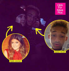 heiposto:  KYLIE JENNER AND JADEN SMITH