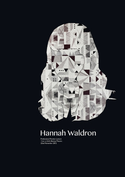 Hannah Waldron lecture at Brighton university