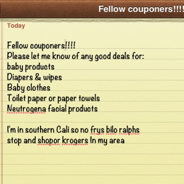 Please and thank you. If I buy a deal you told me I'll send u Qs or stamps:) #coupon #coupons #couponers #couponcrack #haul #ifitsfreeitsforme #ifuseeabinderdontgetbehindher #extremecoupon #extremecouponing #smartsource #redplum