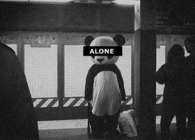 If its me, forever alone.If its you, I can hug you Xx