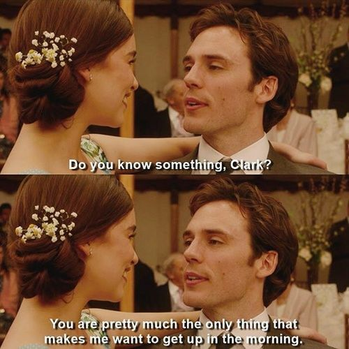 Movie Quotes Me Before You 2016