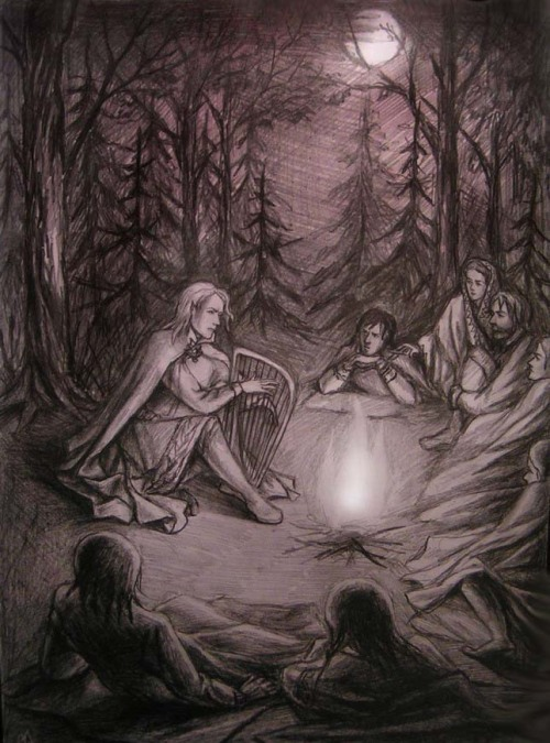 Finrod Felagund and the kindred of beor the old