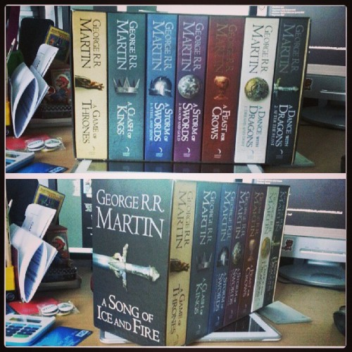 :) #gameofthrones  #books