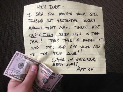 the-absolute-best-posts:  aciden-t: what a lovely neighbor  props to the nice guys