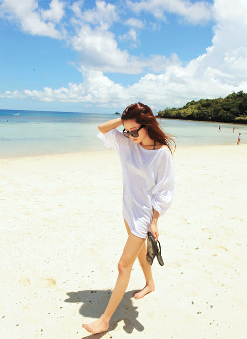 A Beautiful Beachside View! (Round 124) Park Sora!