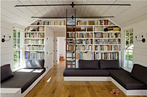 myidealhome:   nook and books