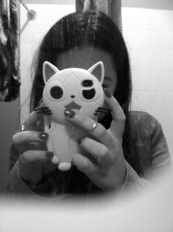 My phone case is a little bit coot.