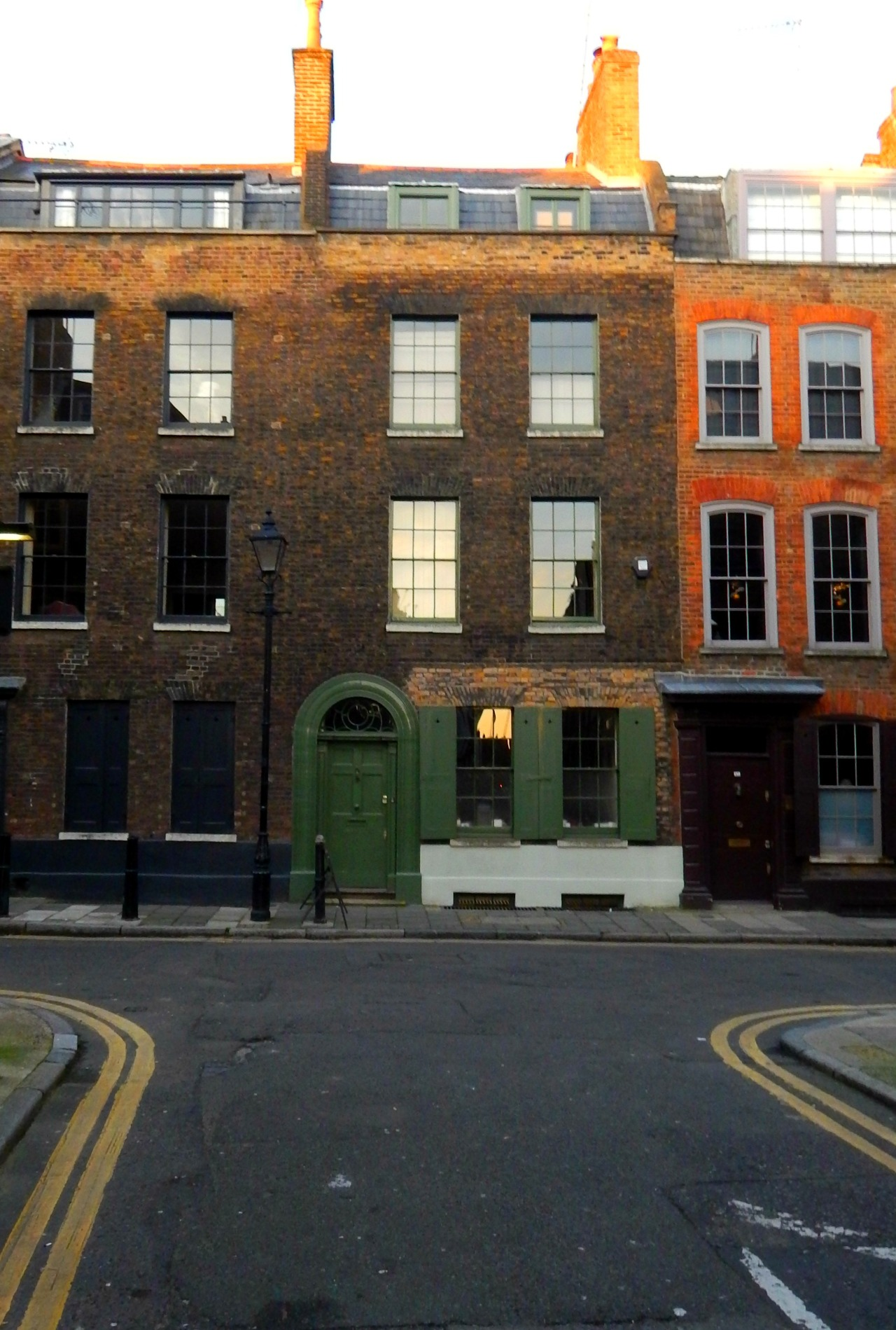 Spitalfields London: Rate Limit Exceeded