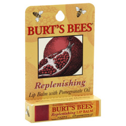 New Burt's Bee's Pomegranate Lip Balm $1+ shipping