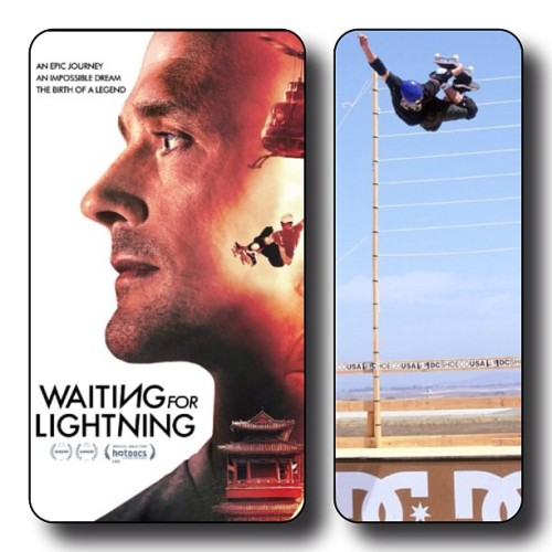 #WaitingForLightning #DannyWay @DannyWay #Skate #Hero #Inspiration #PMA #Netflix #Nowplaying